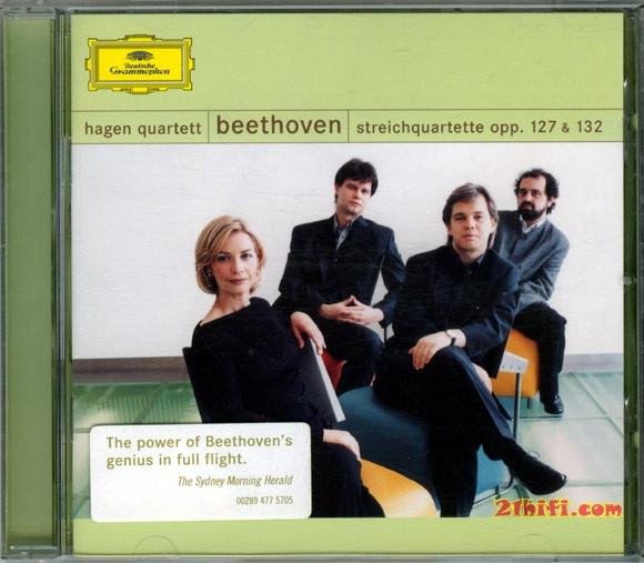 贝多芬弦乐四重奏
